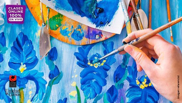 Pintura Con Acrílicos