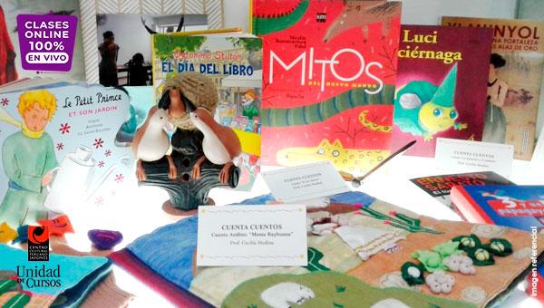 CONVERSA CUENTO (Taller De Escritura Y Lectura Lúdica) - (16 A 18 Años)