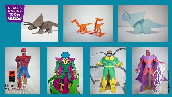 Taller De Origami Y Kirigami (8 A 12 Años)