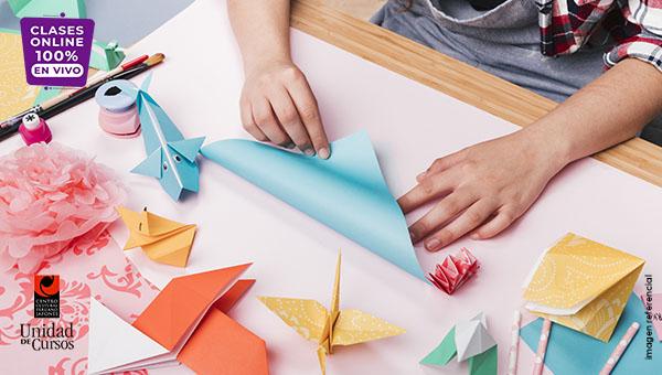 Atención Y Concentración A Través Del Origami Y Paper Craft (8 A 10 Años)