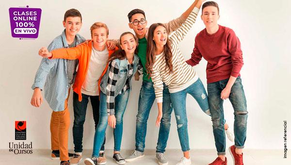 Programa Liderazgo Jóvenes (13 A 17 Años)