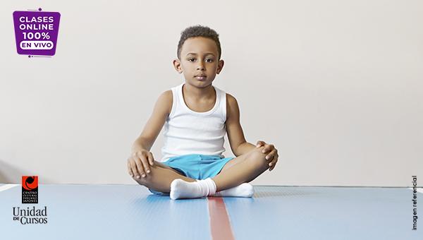 Yoga Para Niños (3 A 6 Años)