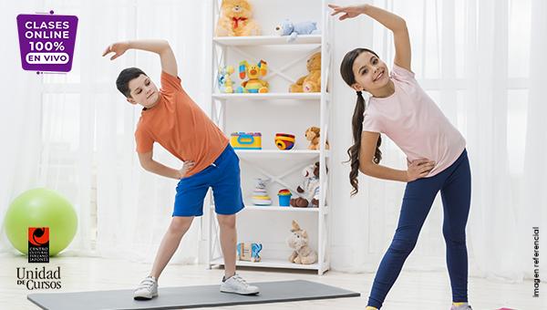 Yoga Para Niños (7 A 11 Años)