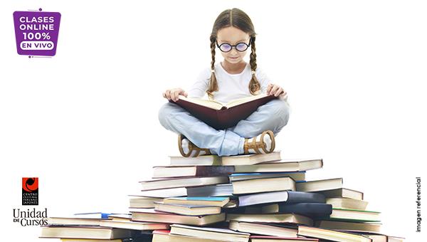 Taller De Escritura Y Lectura Divertida Compartida (14 A 18 Años)