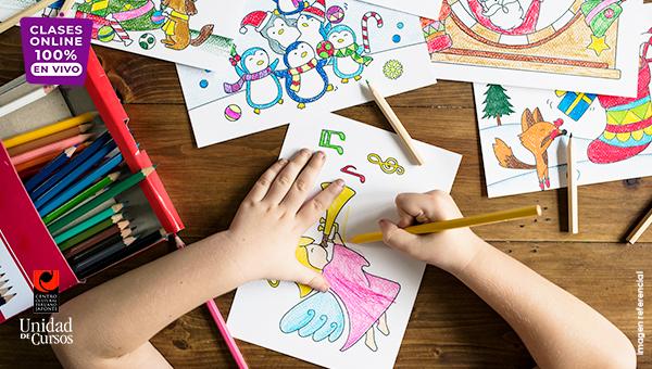 Dibujo Y Pintura Para Niños