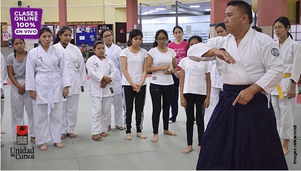 Aikido (INTERMEDIO - AVANZADO)