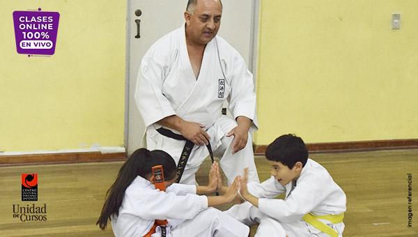 Karate Shoto Kan (4 A 11 Años - Todos Los Grados)