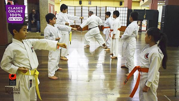 Karate Shoto Kan (13 Años A Más - Todos Los Grados)