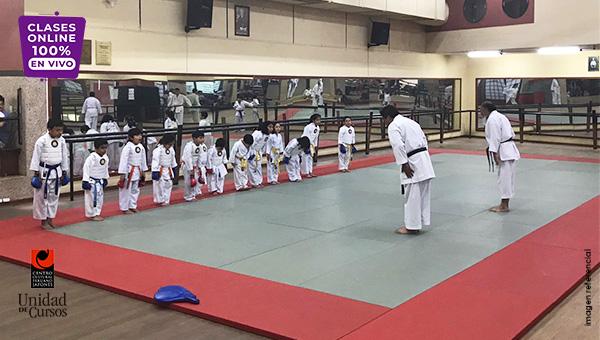 Karate Shoto Kan (4 A 6 Años - Básico)