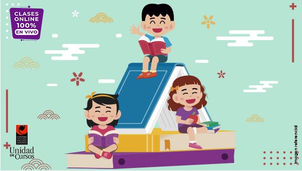 Idioma Japonés Niños (6 A 8 Años) VACANTES AGOTADAS