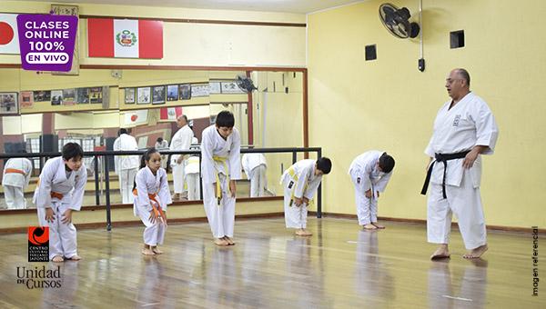Karate Shoto Kan (de 7 A 12 Años - Todos Los Grados)