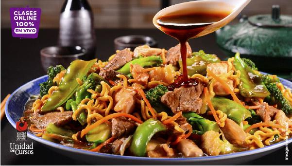 Cocina Oriental Fusión